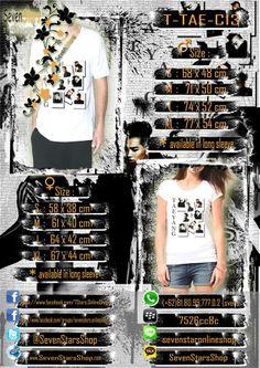T-Shirt Taeyang Round Neck C13