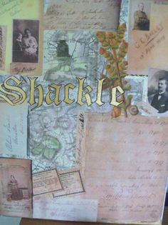 Shackle Collage