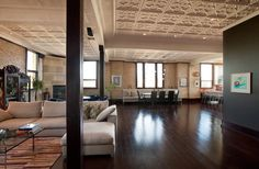 Warehouse Lofts | Warehouse Loft Interior | Prairie Design Awards