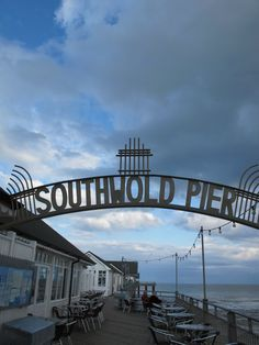 Southwold Pier by Savoir There