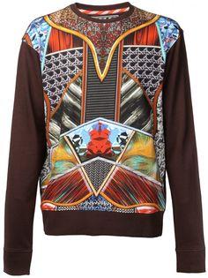 BASSO & BROOKE - Graphic 'Caravan' Sweatshirt - SWT106 CARAVAN - H. Lorenzo