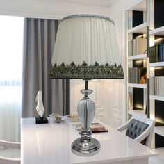 HGhomeart Simple factory priced modern fashion crystal decorative lamp bedroom lamp, View european table lamps, HG Product Details from Dongguan Haogao Electronic Technology Co., Ltd. on Alibaba.com