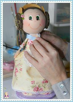 Fofucha Doll Fallera