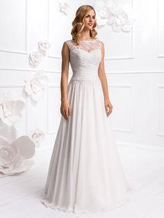 Brautkleider im gehobenen Preissegment | miss solution Bildergalerie - Modell E-3005T by ELIZABETH PASSION