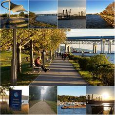 Weekly Photo Challenge: LOCAL - Hudson River & Tappan Zee Bridge from RiverWalk Park #photography #hudsonriver #inspiration