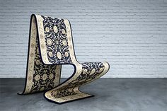 Magic Carpet Chair Looks Like Floating Carpet