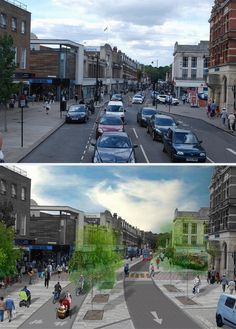 Local business owners are balking at this plan for a £30m upgrade in Enfield (London), England. Click image for link to full story and visit the slowottawa.ca boards >> http://www.pinterest.com/slowottawa