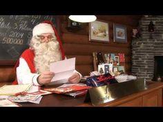 La ciudad de Papá Noel en Rovaniemi en Finlandia