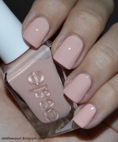 My Beauty Galleria: Essie Gel Couture Beauty marked, Sit me in the front row, Spool me over