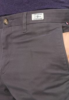 DENTON - Trousers - grey - Zalando.co.uk Chinos 5a56f2e90ab