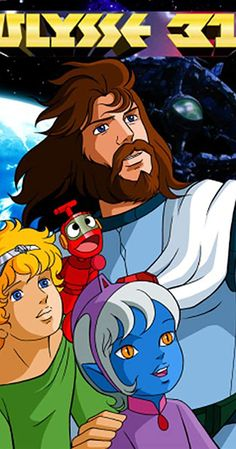 cartoons nostalgia Ulysses To return home and restore his cursed crew, a great hero of space and his child companions must find the Kingdom of Hades against all evil opposition. 1980 Cartoons, Cool Cartoons, 80s Kids, Kids Tv, 1980s Childhood, Childhood Memories, Young Movie, Film Anime, Manga News