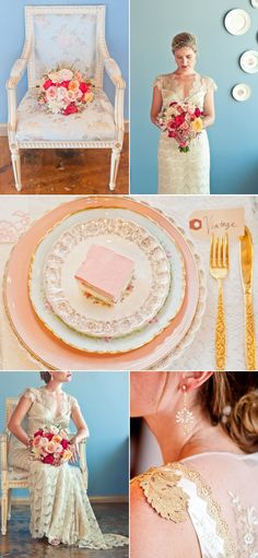 The Vintage Table Co. for Claire Pettibone