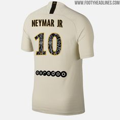 Special Nike Paris Saint-Germain 18-19 Away Kit Font Revealed - Footy  Headlines d0c1445cb