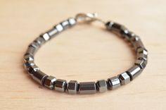 The Trent Mens Bracelet by danaleblancdesigns on Etsy, $18.00