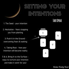 Divine Trinity Tarot | Setting Your Intentions Tarot Card Spread | Oracle Cards | Divination Layout