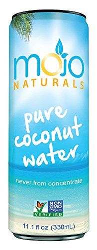 MOJO Organics Pure Coconut Water 111 oz 12 PACK >>> Continue to the product at the image link.