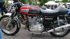 Triumph Trident. I had one the same.