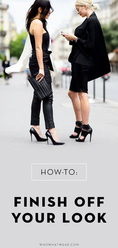 Make any outfit polished with this trick