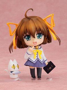 Nendoroid Da Capo Nemu Asakura Anime Action Figure New   eBay