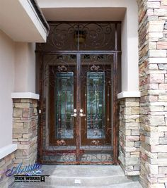 Pianna - Wrought Iron Entryway - Model: EW0364