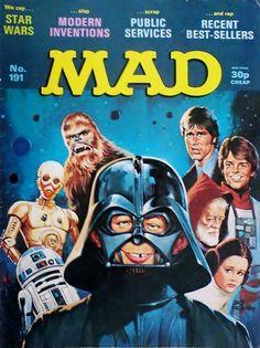 Star Wars - Mad Magazine