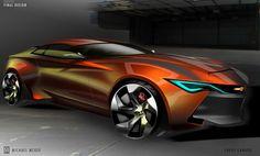 2016 Chevy Camaro Concept Dot Com Cars