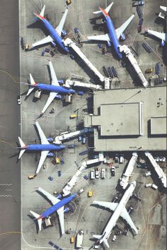 Southwest Airlines Terminal 1 at LAX. Drones, Airplane Photography, Aerial Photography, Airport Design, Southwest Airlines, Aviation Industry, Civil Aviation, Aviation Humor, Commercial Aircraft