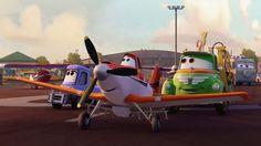 Planes Friends