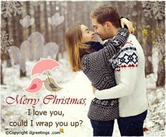 Dgreetings - Romantic Christmas cards