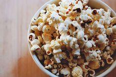 Recipe: Buttery Herb Popcorn from Handmade Charlotte