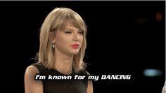 🎶💃 #taylorswift #dancing