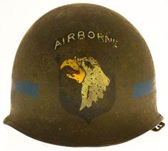 World War 2 Reenacments Military Police Army, Us Army, Military Uniforms, American War, American Soldiers, Army Helmet, Army Surplus, Army Uniform, Paratrooper