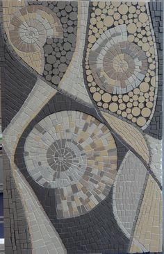 Mosaic exhibition in Saffron Walden
