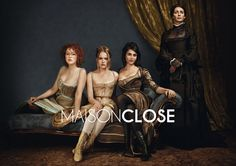 """Maison Close (TV series 2010-2013) 