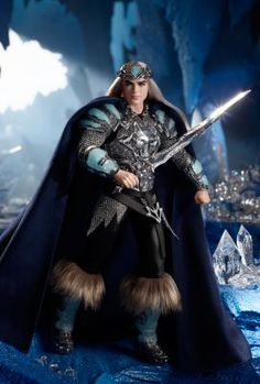 King of the Crystal Cave™ Barbie® Doll| The Barbie Collection