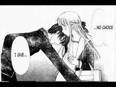 Kyo and Tohru Manga Video...... Omg I just love the Fruits basket manga series the love had me high strung the whole time.... I just never got to finish the series cuz I don't have the whole series.... :*(
