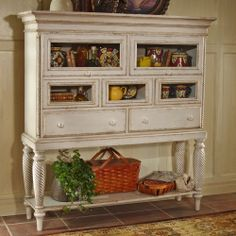Shop for Hillsdale Furniture Wilshire Sideboard Cabinet, and other Living Room Sideboard Cabinets at Smith Village Home Furnishings in Jacobus and York, PA. Decor, Sideboard, Hillsdale Furniture, Cabinet, Furniture, White Sideboard Cabinet, White Sideboard, Repurposed Furniture, Buffet Table