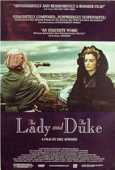 Anglaise et le duc, L' movie poster