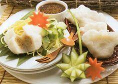 Indonesian Food: Pempek