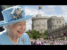The Queens 90th Birthday Celebrations 21/04/2016