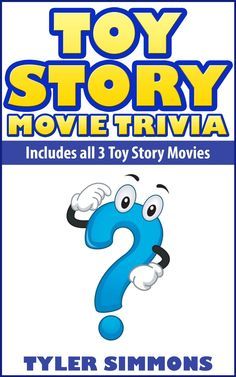 Kindle FREE Days:   July 10-12       The Big Book of Toy Story Trivia is just that. It encompasses all 3 Toy Story movies for one fun packed trivia game that will keep your kids laughing and entertained.