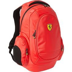 Ferrari Laptop Backpack *** New and awesome product awaits you, Read it now  : Travel Backpack