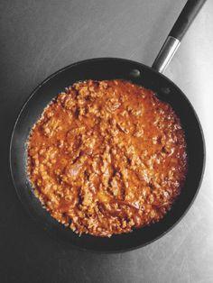 Quick Curry | Studio Snacks - coconut milk, coconut flour, tomato paste, coconut oil