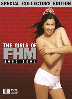 Download FHM Philippines – The Girls of FHM – 2000-2001 - PDF Magazine