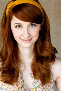 Laura Spencer as Jane Bennet, my favorite