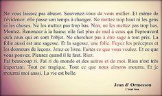 Jean d'Ormesson - C'était bien