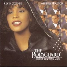 The Bodyguard: Original Soundtrack Album [Soundtrack], (whitney houston, soundtrack, kevin costner, music, 1990s, movie musical, cd, crappy music, quiet storm, 80s music)