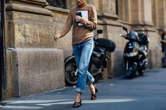 Classic & Simple | Street Style