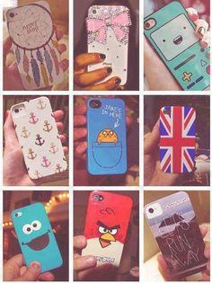 Super cute Cases! I want!
