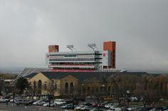 University of Utah Rice Eccles Stadium